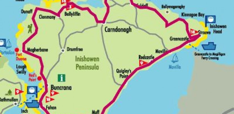The Inishowen 100