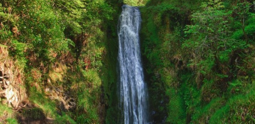 Glenevin Waterfall Park