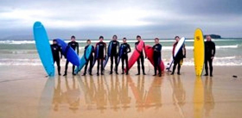 Inishowen Surf School