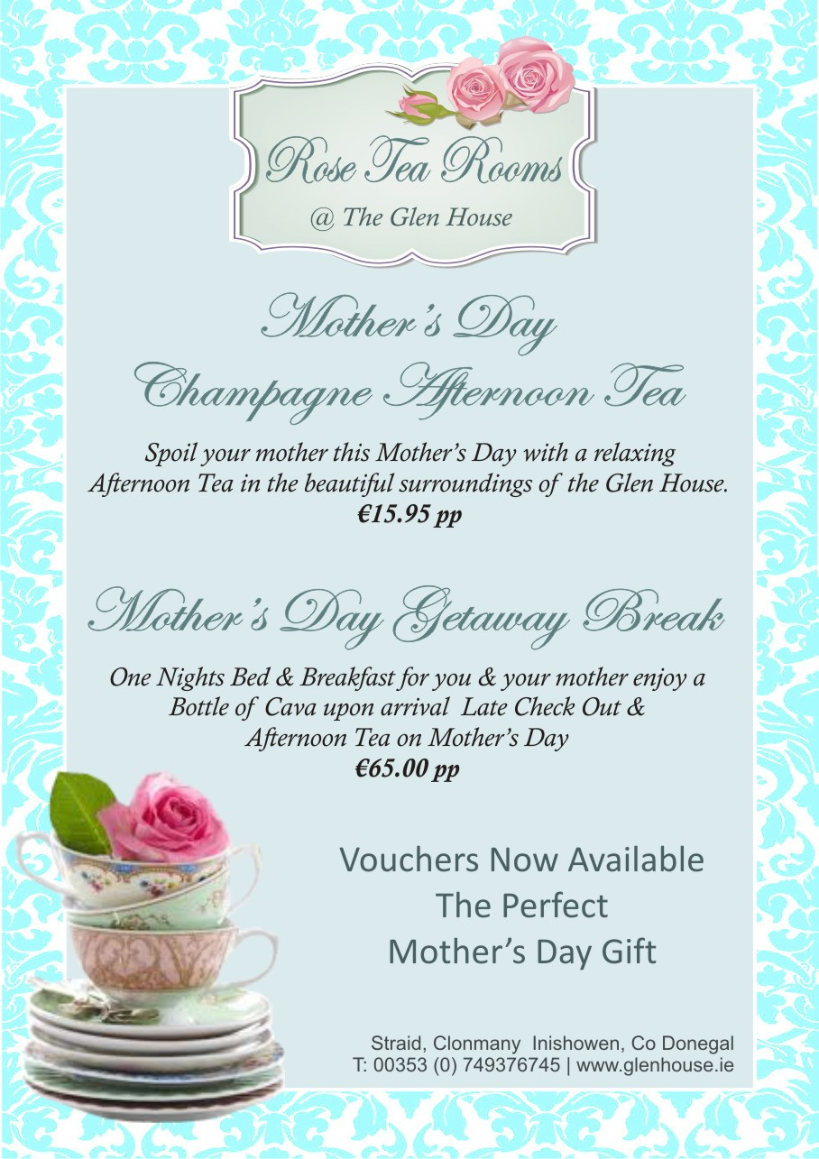 Glen House Mothers Day 2016