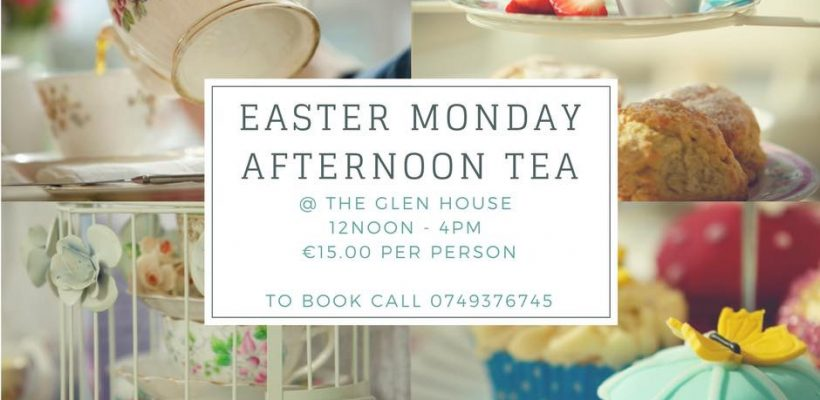 Afternoon Tea @ Glen House, Clonmany, Co Donegal