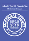 McKenna's Top 100 Places to Stay