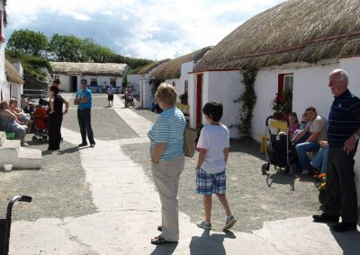 Doagh-Famine-Village